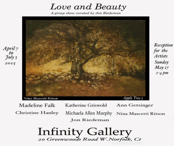 Love and Beauty Group Show